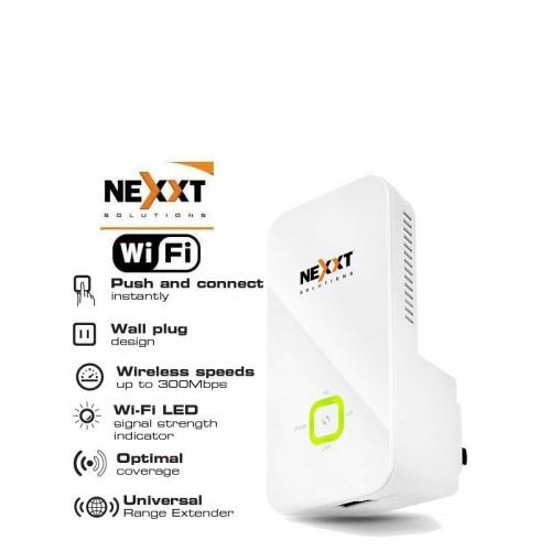 Nexxt Kronos300 WiFi Range Extender