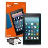 """KINDLE Fire 7 Tablet with Alexa, 7"""" Display, 8 GB"""
