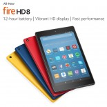 """KINDLE Fire 8 Tablet with Alexa, 8"""" Display, 16 GB"""