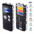 Digital Voice Recorder / VicTal 16GB Memory / Noise Reduction Double Microphone HD Recording