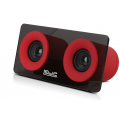 Enigma | 2.0 channel portable speaker with Bluetooth® wireless technology