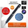 Premium Spy Pen 1080p Hidden Camera