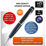 Premium Spy Pen 1080p Hidden Camera