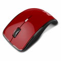 Kurve stylized Wireless Optical Mouse USB nano