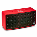 Prizm | Portable speaker with Bluetooth wireless technology - RED