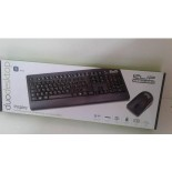 Keyboard and mouse Inspire KLIP wireless duo