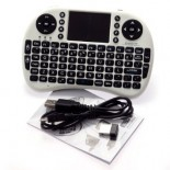 Rii mini i8 Wireless Keyboard 2.4G  with Touchpad for PC Pad Google Andriod TV Box